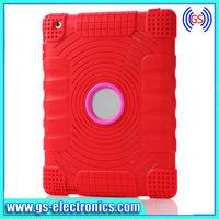 New design silicone case for ipad mini manufacture price