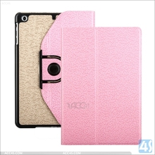 New high quality made in China with our patent rotating detachable foldable stand case cover for ipad mini