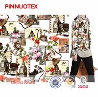 2015 custom digital and traditional ripstop nylon fabric print