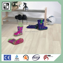 Self-adhesive Pvc Vinyl Flooring 6*36 inches thickness 2mm with 0.5mm wearlayer