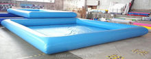 giant 0.9mm pvc inflatable pool for any season