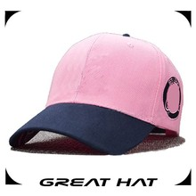 Dongguan plastic closure structured curve brim snapback cap and hat