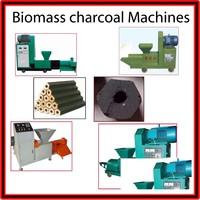 charcoal starter bamboo charcoal bag sawdust briquette charcoal making machine