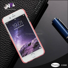 fashion design pu cell phone flip case for iphone