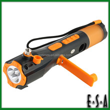 2015 Outdoor 9 -in-1 Multifunctional Car Emergency Flashlight,Car Emergency Magnet Powerful Multifunctional Flashlight G01E125