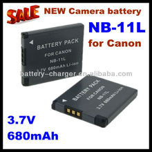 NB-11L NB11L digital video camera battery for Canon PowerShot A3400