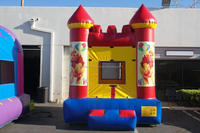 Commercial cute cartoon inflatable bouncer, inflatable bounce house M2044