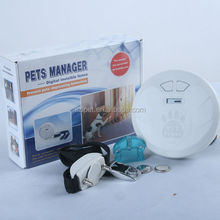 Pet Trainer Dog Stop Barking Collar Dog In-ground Fencing Device IPET-PD20