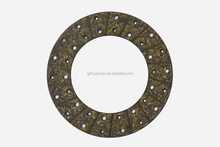 good quality OEM Huayuan Tractor drive clutch assembly plate 430*240*3.6
