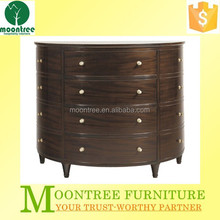 MCB-1129 Top Quality Antique Style Wooden Drawer Chest