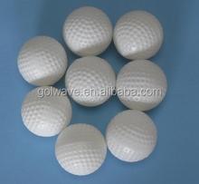 hollow indoor practice golf balls,range golf balls golf driving range balls