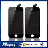 100% Genuine Original ! Replacement LCD For Apple iPhone 5s LCD with Digitizer Assembly LCD Screen Front Display Black