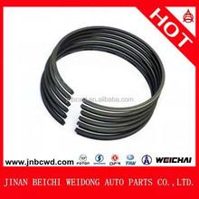 612600030051 Beiben truck spare parts weichai engine piston ring set