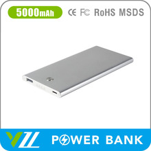 New Tech Items Good Quality Powerbank 5000mah, 5000mah Power Bank