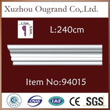 factory outlet lightweight pu materials decorative mouldings