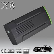 UL CE Li-polymer 12800mAh 12v portable emergency tour guide V6/V8 diesel gasoline engine FCC RoHs mini jump starter