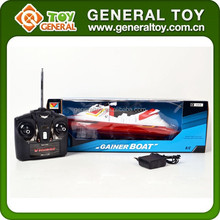 Children Plastic Small Remote Controlled Boat Toy