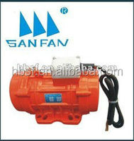 hot sale ZF25 external red for concrete table vibrator