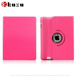 Luxury design cheap price leather case for i pad mini 3 7.9 inch manufacturer