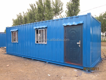 2015 new design cheap container house 40 foot container price