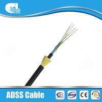 G652 96 Core All-dielectric Self-supporting Optic Fiber Cable Adss
