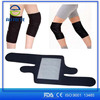 Tourmaline Performance Self Heating Knee Brace Magnetic Therapy Support