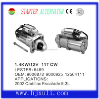 Starter Motor For Perkins Industrial Engines,9000873,90200925