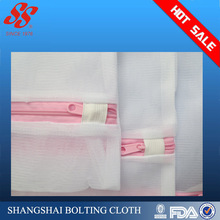 Customized Felt Mesh Drawstring Laundry Bags