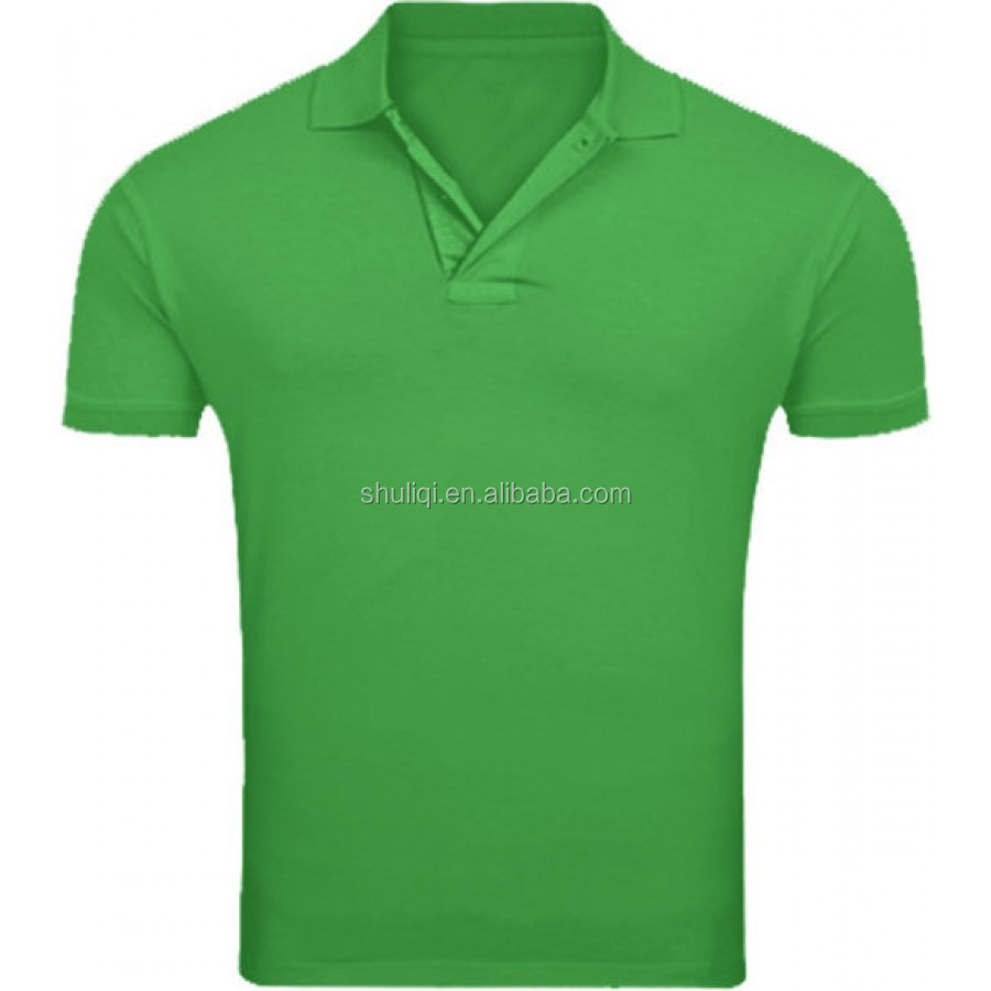 100 cotton high quality golf blank polo shirts wholesale