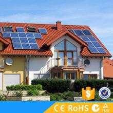Off grid home use solar energy equipment for sale (OFF-SGHP-1000W)