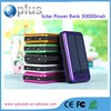 Mini Solar Power Bank For Phone External Solar Power Charger