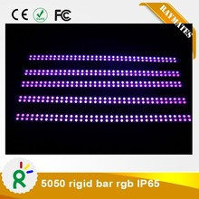 wholesale led light bar 30mm width 25degree 5050 strip light with lens