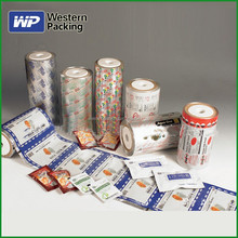 hot bopp in paper roll film, matt lamination film, cosmo pet thermal lamination film