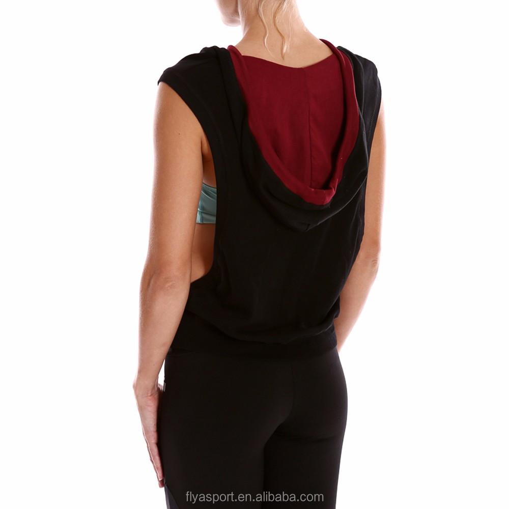 ladies low cut sleeveless hoodie 5.jpg