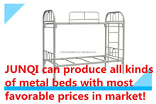 High quality steel tube bunk bed(JQB-194)