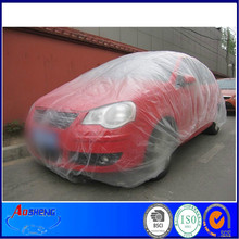 disposable LDPE car covers