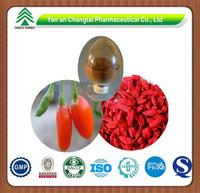 Organic Goji extract Natural Wolfberry Fruit powder