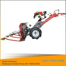 Mini wheat/rice harvester machine potato reaping machine