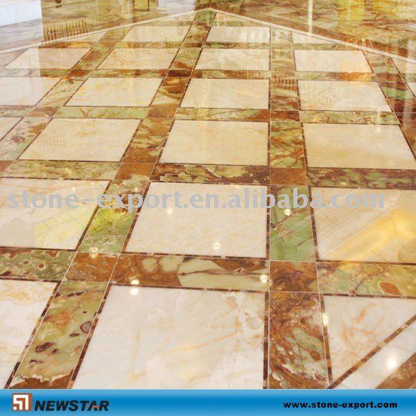 Green Onyx Tile : White onyx light green flooring pakistian