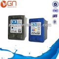 Nueva impresora compatible tinta cartucho para HP 21 22