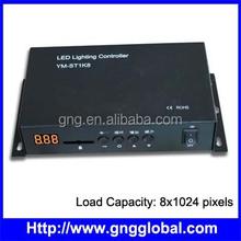 1903/6803/1812/1809/2801/2811 led strip controller addressable led controller 5v/12v/24v