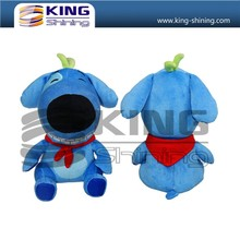 Factory price OEM service cute style music dog toys, musical and dance plush toys for gifts.