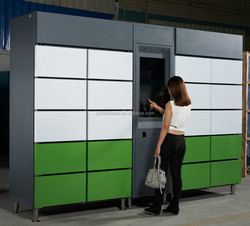 Refrigerate electronic locker/locks for doors