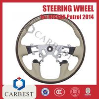 High Quality OE STEERING WHEEL for Nissan Patrol 2014