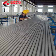 Factory supply ASTM B338 cp grade 2 titanium tube