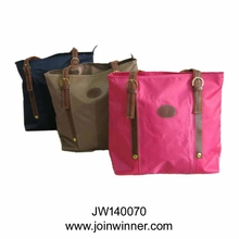Fashion Style Large Roomy Nylon Tote Bag