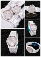 hotting brand fancy japan movt ladies vogue sapphire crystal watch