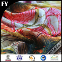 Factory high quality digital custom ripstop nylon fabric print