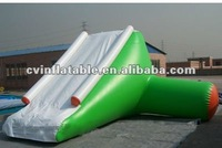 Large inflatable water floats