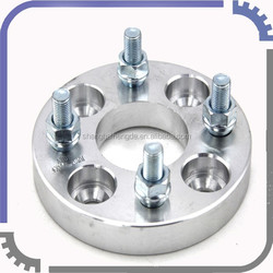 ALUMINUM WHEEL SPACERS 4x100-4x100 THREAD PITCH 12X1.25 THICKNESS